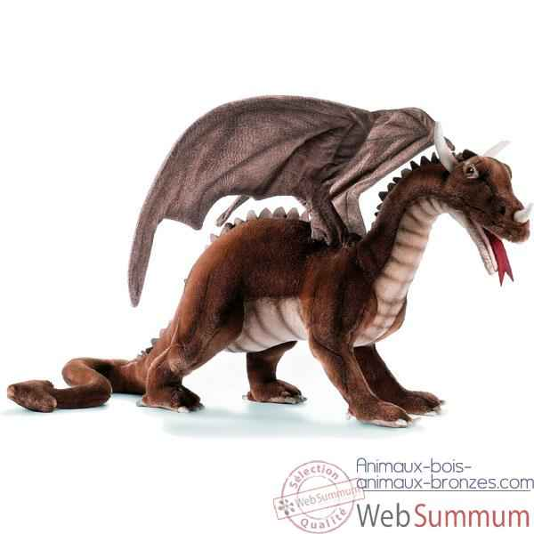 Anima - Peluche dragon 70 cm -4929