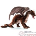 Video Anima - Peluche dragon 70 cm -4929