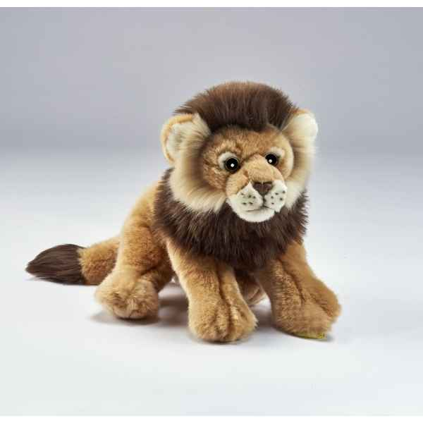Peluche Lion couche 32cml Anima -1929
