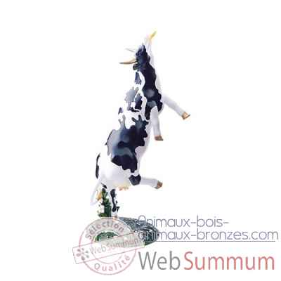 Cow parade -new york 2000, artiste randy j,gilman - daisy\\\'s dream-47805