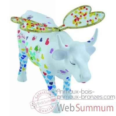 Cow parade -taipei 2009, artiste emily wu - wings of love-47773