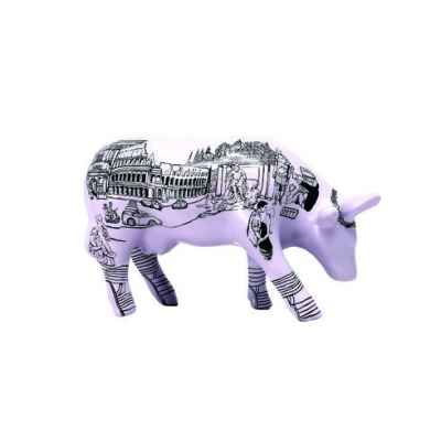 Figurine vache medium roma CowParade -MC47468