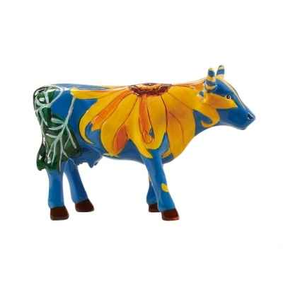 Petite vache cowparade udderlysunflowers pm46582