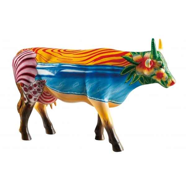 Vache cow parade one happy cow gm46731