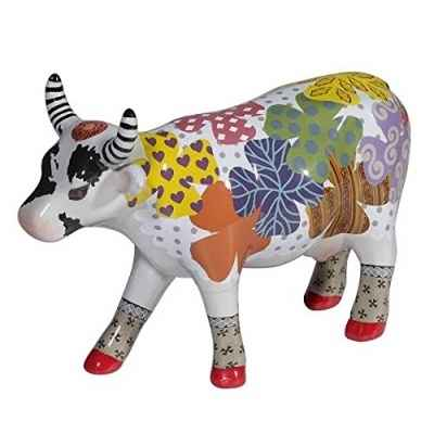 Vache cowparade lucky star mc47451