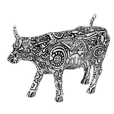 Vache cowparade machine cow l46762