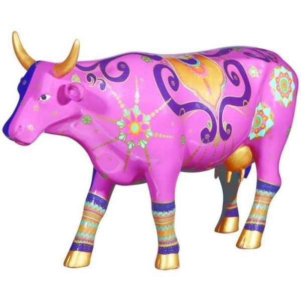 Vache new delhi large cows resine CowParade -46784