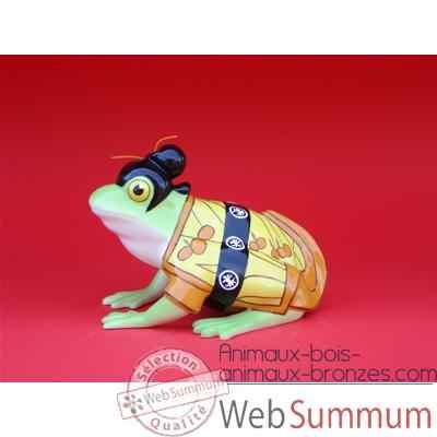 Figurine Grenouille - Fanciful Frogs - Teriyaki - 11956