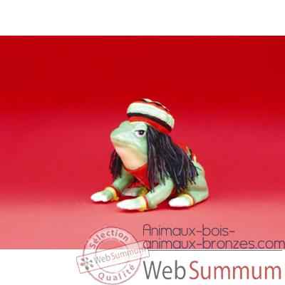 Figurine Grenouille - Fanciful Frogs - 11963