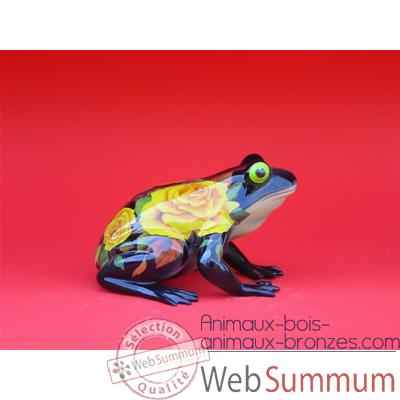 Figurine Grenouille - Fanciful Frogs - 6329