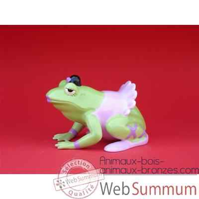 Figurine Grenouille - Fanciful Frogs - Toad Shoes - 6339