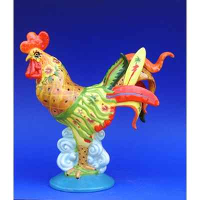 Figurine Coq - Poultry in Motion - Hawaiian - PM16217
