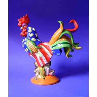 Figurine Coq - Poultry in Motion - Popcorn Chicken - PM16283