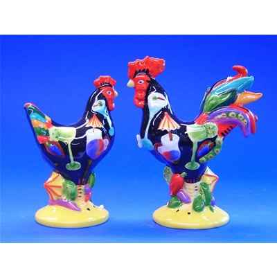 Figurine Coq - Poultry in Motion - S-P Cocktails - PM16299