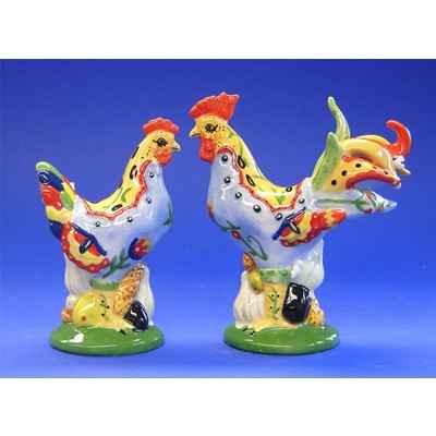 Figurine Coq - Poultry in Motion - S-P Chicken Tuscany - PM16700