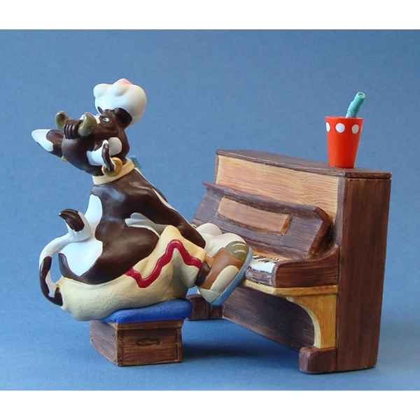 Figurine So Vache Jazz Basse -SOV11