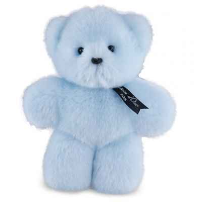 Ours mini baby bleu histoire d\'ours -2276