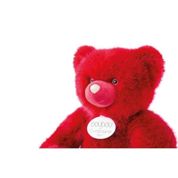 Peluche Ours collection 40 cm - rubis histoire d\\\'ours -DC3454