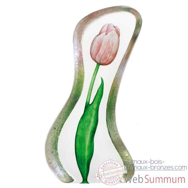 Tulipe , rose, grande conception de robert ljubez Mats Jonasson -34013