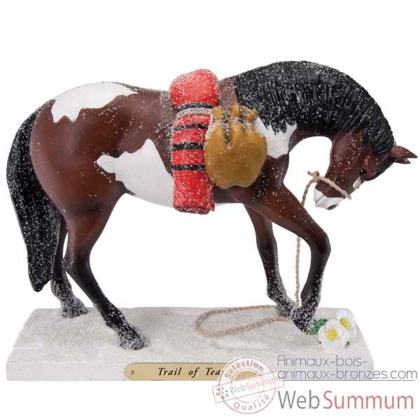 Trail of tears Painted Ponies -4030257