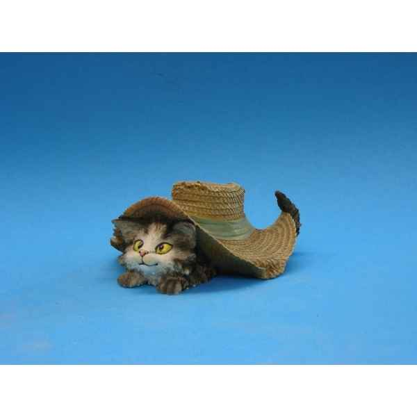 Figurine chat - gina  - ca11