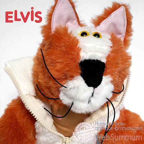 Elvis le Chat de Gouttiere -GMELV01