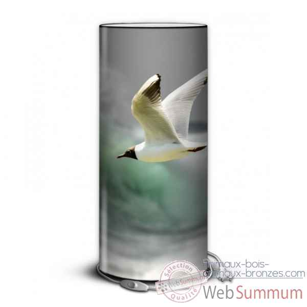 Lampe collection marine mouette en vol -MA45