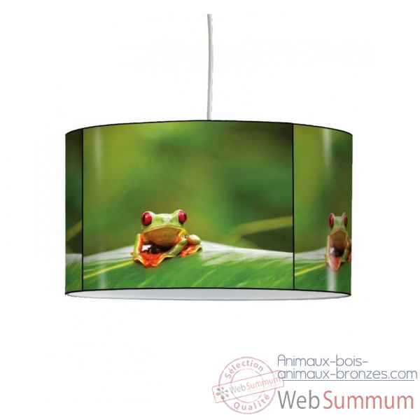 Lampe suspension nature grenouille -NA1213SUS