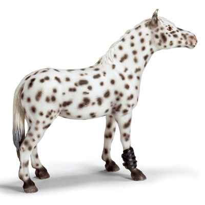 schleich-13617-Jument Knabstrupper