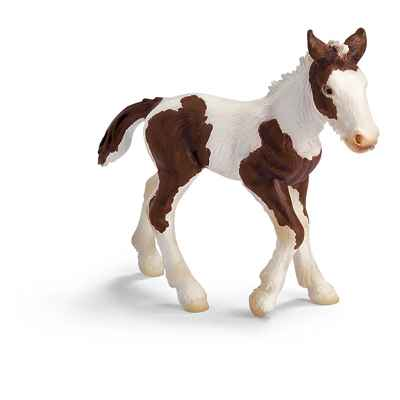Video schleich-13295-Poulain Tinker
