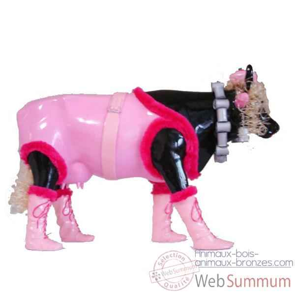 Video Cow Parade -Pinky - 46525