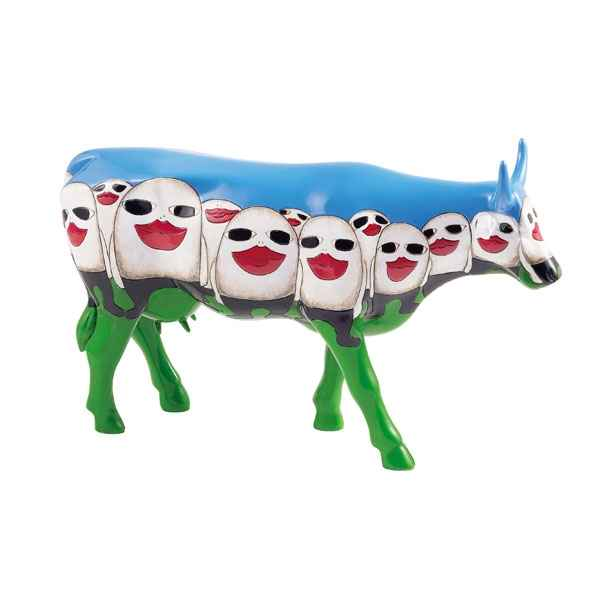 Vache Cow Parade It Sees GM46480