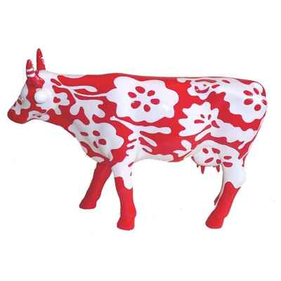 Video Cow Parade - Milan 2007 - Artiste Marcel Wanders - Bertuno - 46433